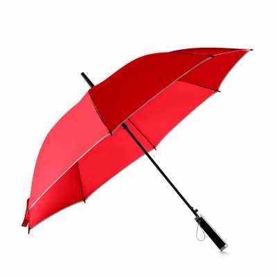 Guarda-chuva colorido em tecido de nylon