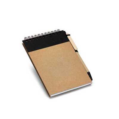 Caderno Cartão Promocional Capa dura