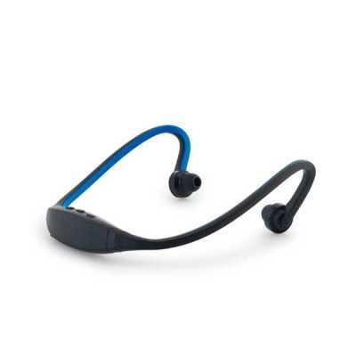 Fone de ouvido com transmissão por bluetooth