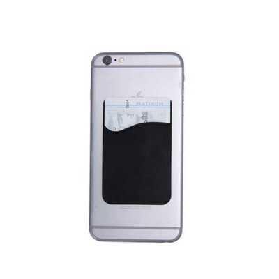 Adesivo Porta Cartão de Silicone Para Celular - FC Brindes