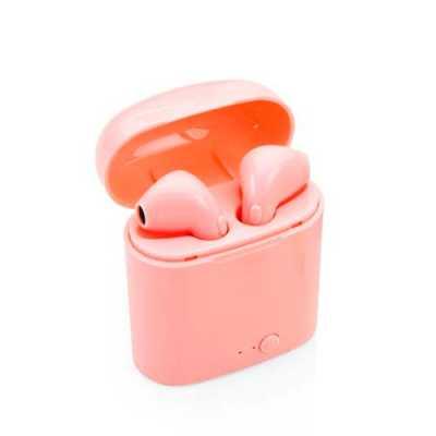 fc-brindes - Fone Bluetooth Com Case Carregador