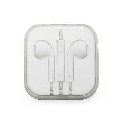 fc-brindes - Fone de Ouvido Estéreo Com Microfone