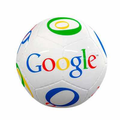 Bola de futebol de campo 12 gomes personalizada