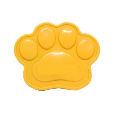 Patinha Vinil Maringa PET amarelo