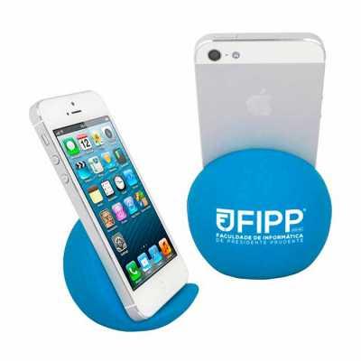 Apoio para Smartphone Vinil Oca Personalizado