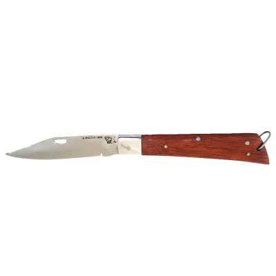 Canivete churrasqueiro nas versões lamina de aço inox e aço carbono