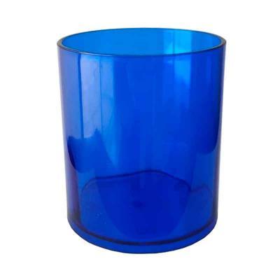 Copo de Whisky azul