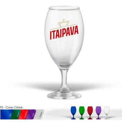 Taça Tulipa Cristal - 400ml