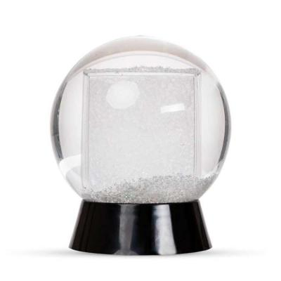 Globo de Neve Plástico