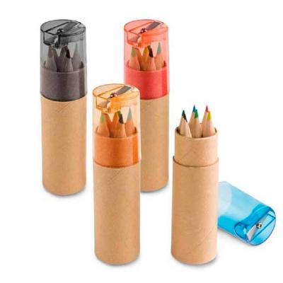 Kit Mini lápis e Apontador