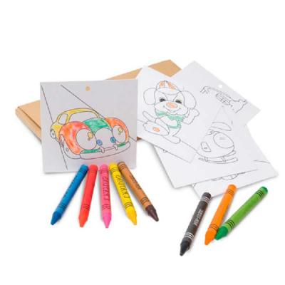 Kit Pintura com 8 gizes