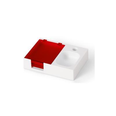 Porta Canetas com sticky notes