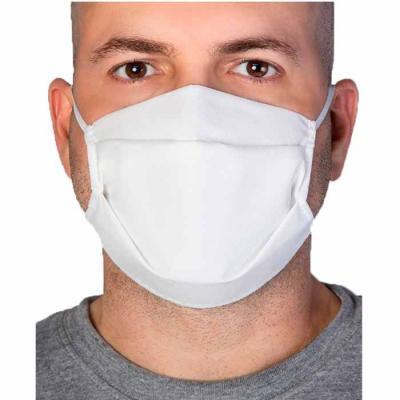 Máscara Facial c/ 2 camadas
