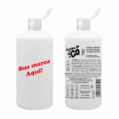 Álcool To Go - 500ml
