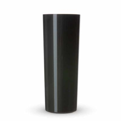 Copo long drink 330ml, material plástico com pintura perolada. Altura : 15,5 cm Largura : 6,2 cm ...
