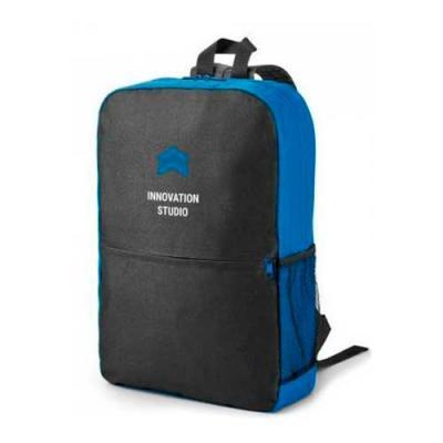 Mochila para notebook. 600D. Compartimento com divisória almofadada para notebook até 15.6''. Bol...