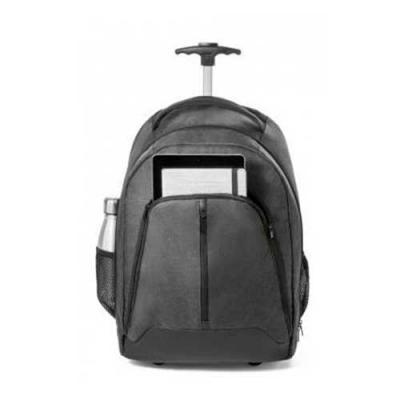 Mochila trolley para notebook. 600D de alta densidade e poliéster 600D impermeável. Para notebook...