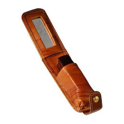 Galvani - Porta batom simples com espelho interno