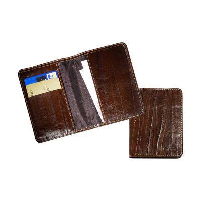 galvani - Porta Documento de Veículo Personalizado, com 2 porta cartões de crédito e 6 divisões plásticas, todo pespontado.