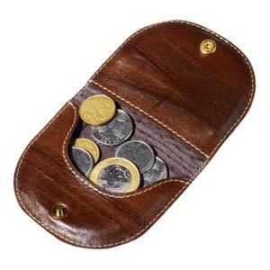 Galvani - Porta níquel arredondado, fechamento com lingueta e colchete de pressão.