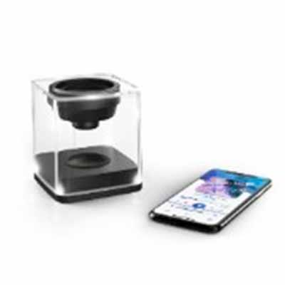 Caixa de Som Portátil Bluetooth.Conexão: Wireless Bluetooth, com alcance de até 10 metros Recarre...