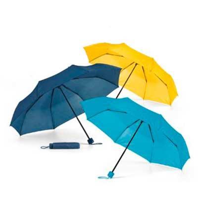 Guarda-chuva dobrável. Poliéster 190T. Dobrável em 3 secções. Fornecido em bolsa. ø960 mm | 240 m...