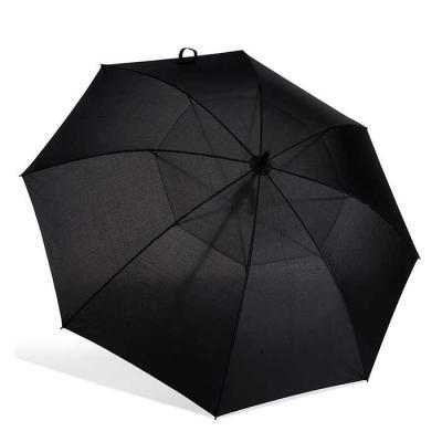 Guarda-chuva em Nylon 190T com ventilador embutido. Abertura e fechamento manual. Material: Estru...