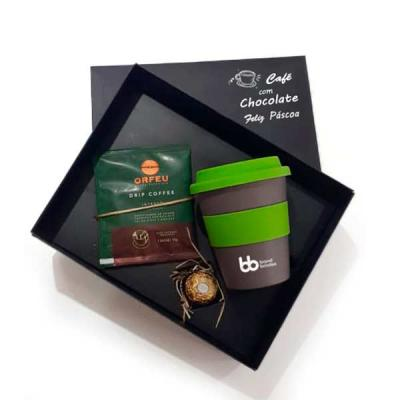Kit Chocolate e Café Orfeu