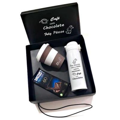 Kit Café com Chocolate 60%