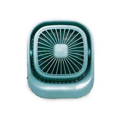 Mini Ventilador Recarregavel Mini Fan Portatil Usb De Mesa Com Led