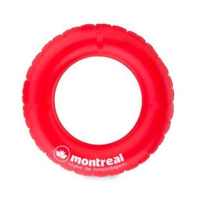 Boia de piscina personalizada promocional, para o seu evento ser um sucesso.