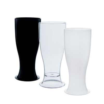 Fabricado com material acrílico cristalino, sua transparência em alto brilho é ideal para persona...