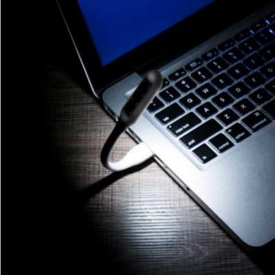 Luminária USB Flexível