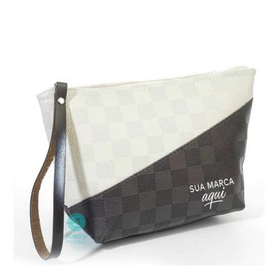 Nécessaire personalizada Xadrez Marfim/Black