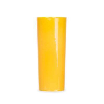 Copo Long Drink Leitoso Imagem Amarelo (1)