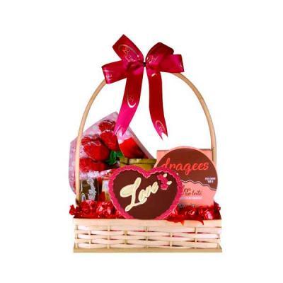 kit chocolate dia dos namorados