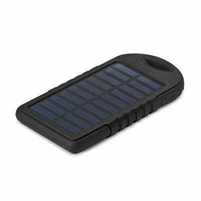 Power Bank com painel solar