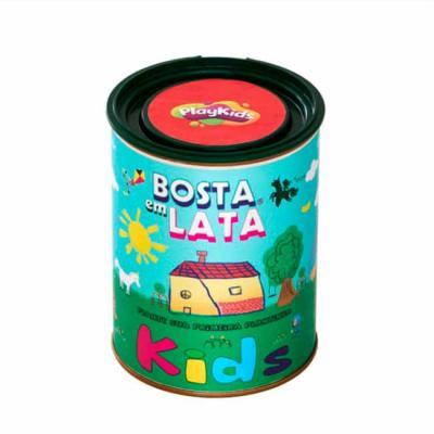 Kit Plantar Bosta Em Lata Kids