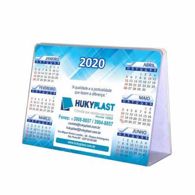 hukyplast - Porta-papel calendário de mesa personalizado, modelo oferecido ao cliente, medidas 16x11x5 cm.onde só falta a propaganda. Produzido com a tecnologia e...
