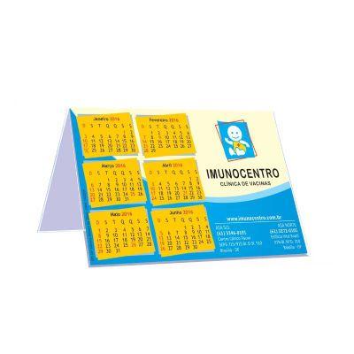 hukyplast - Calendário de mesa personalizado