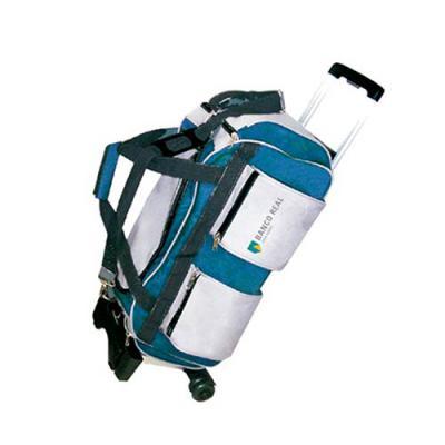 Roar Material Promocional - Bolsa com carrinho pequena. Prática no tamanho, mas com bastante espaço interno, com bolsos laterais para melhor atender suas necessidades. Compre dir...
