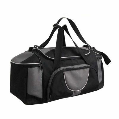 Roar Material Promocional - Bolsa de viagem tamanho médio. Com vários bolsos e divisões para quem é bem organizado.