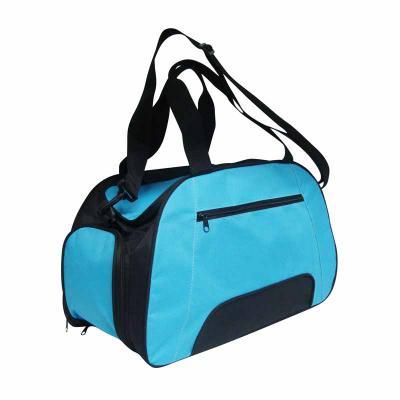 Roar Material Promocional - Bolsa de viagem pequena. Essa bolsa vem com um porta tênis, para você carregar seus tênis, sapatos separados, sem se preocupar com suas roupas;