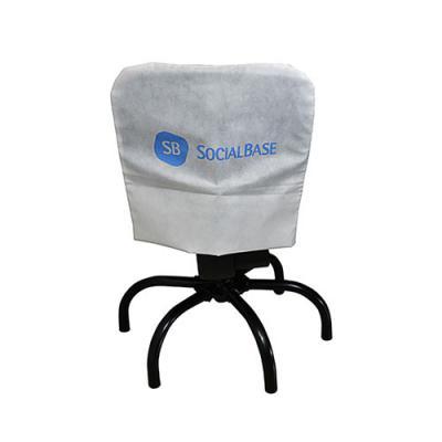 Roar Material Promocional - Capa de cadeira Personalizada