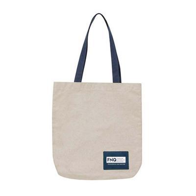 Roar Material Promocional - Sacola em Lona tamanho médio. Essa sacola é ótima para eventos.