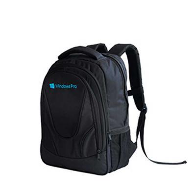 Roar Material Promocional - Mochila grande com espaço interno para Laptop. Essa mochila é bem estruturada, com espuma na costa e na alça, dando assim mais conforto.