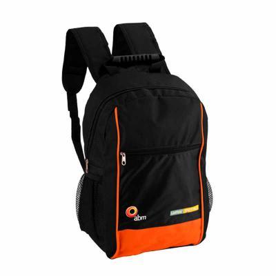 Roar Material Promocional - Mochila básica com bolsos em tela