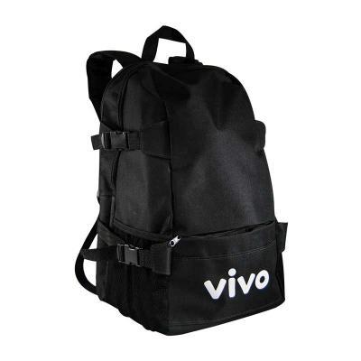 Roar Material Promocional - Mochila tamanho grande com três bolsos. Ótima para quem quer carregar suas coisas com mais segurança.  Compre direto da fábrica.  *Os preços podem var...