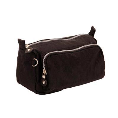 roar-material-promocional - Necessaire tamanho médio com bolso frontal. Ótima para matérias escolares.