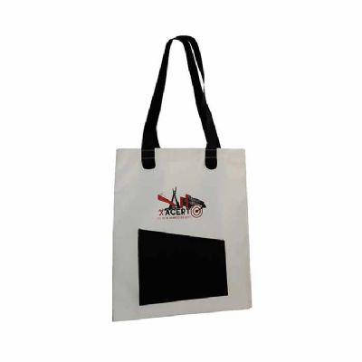 Roar Material Promocional - Sacola em TNT com bolso